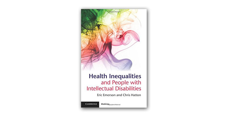 Health Inequalities Book on Amazon