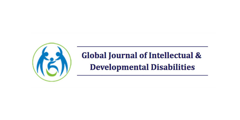 Global Journal of Intellectual & Developmental Disabilities (GJIDD)